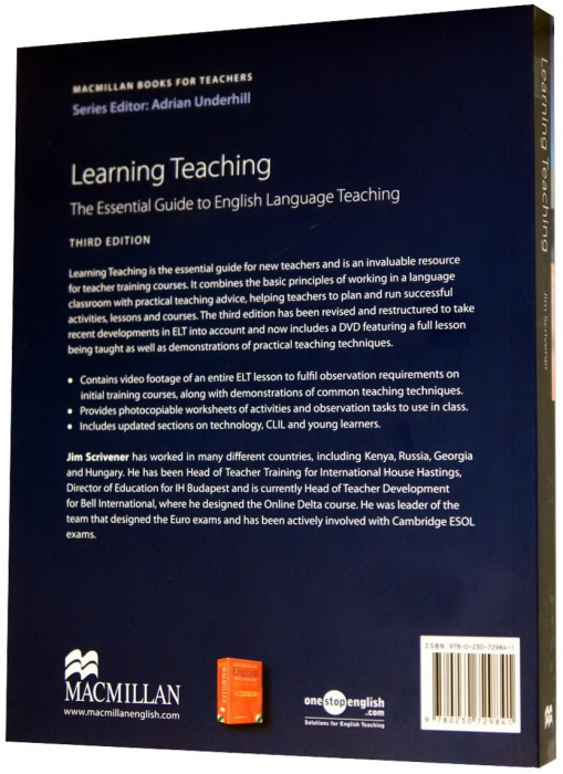 Learning Teaching. The Essential Guide to English Language Teaching 1