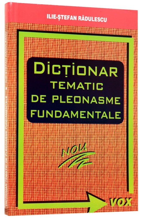Dictionar tematic de pleonasme fundamentale 0