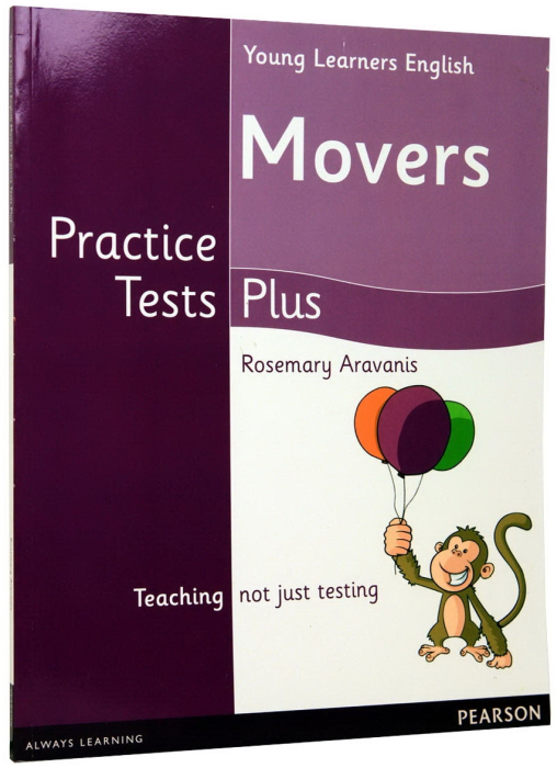 Young Learners English Movers. Practice Tests Plus (NO CD included) 0