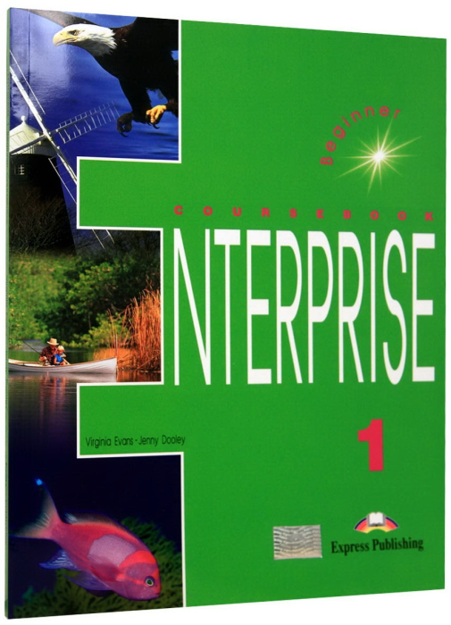 Enterprise 1. Coursebook 0
