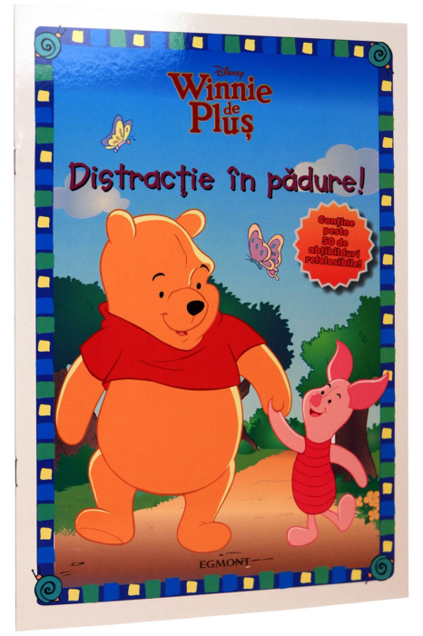 Winnie de Plus. Distractie in padure! 0