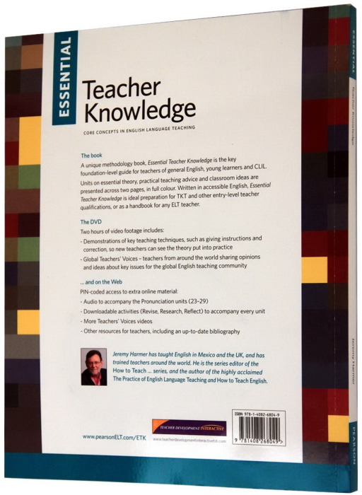 Essential Teacher Knowledge. Core Concepts in English Language Teaching 4