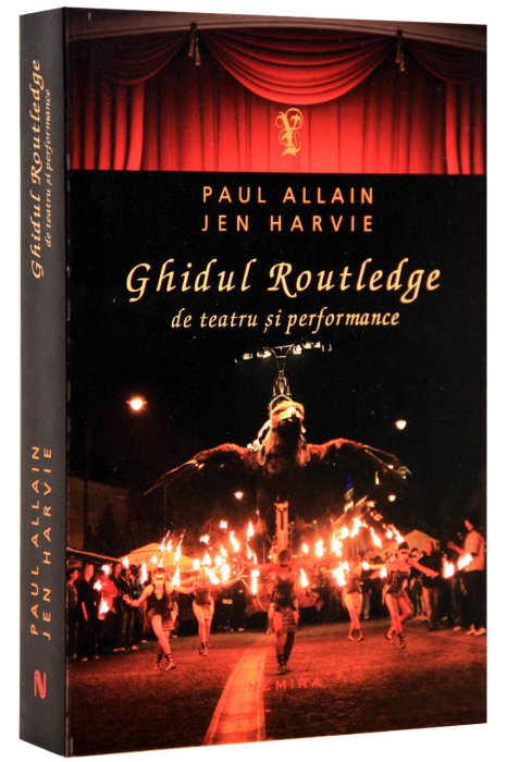 Ghidul Routledge de teatru si performance 0