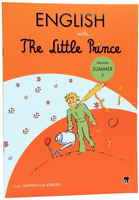 English with The Little Prince. Vol. 3. Summer 0