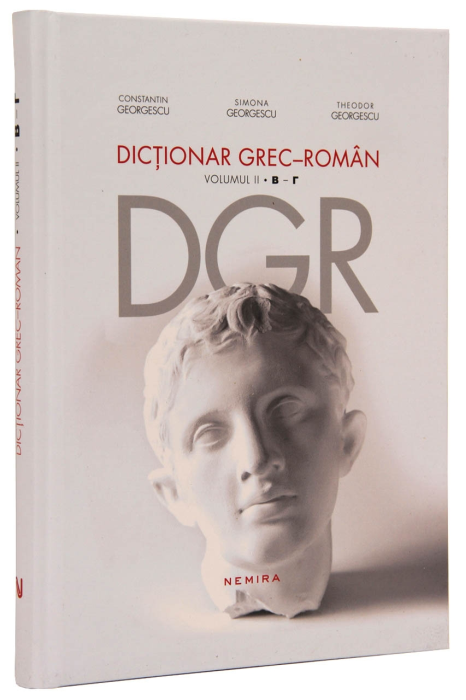 Dictionar grec-roman. Vol. 2 0