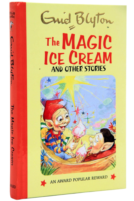 The Magic Ice Cream and Other Stories 0