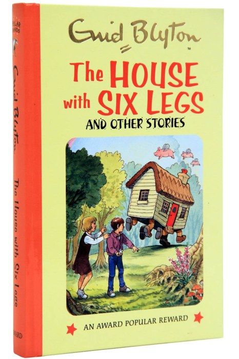 The House with Six Legs and Other Stories 0