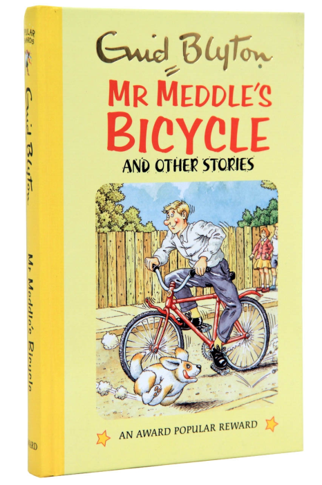 Mr. Meddle's Bicycle and Other Stories 0