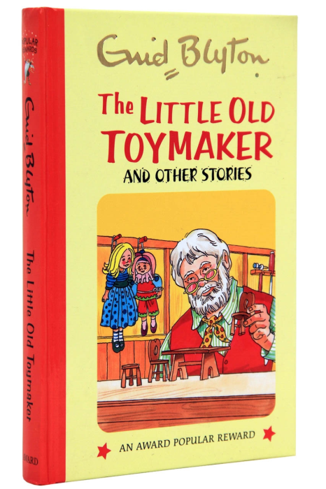 The Little Old Toymaker and Other Stories 0