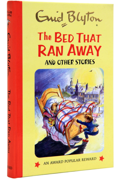 The Bed That Ran Way and Other Stories 0