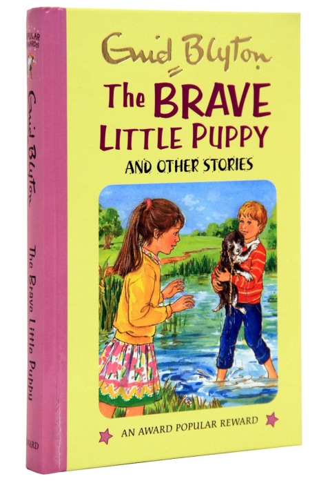 The Brave Little Puppy and Other Stories 0