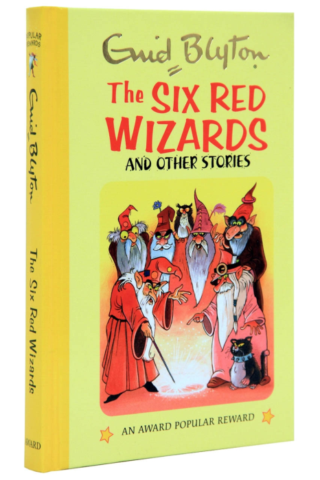 The Six Red Wizards and Other Stories 0
