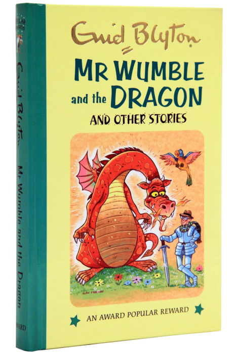 Mr. Wumble and the Dragon and Other Stories 0