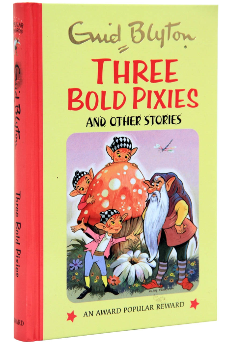 Three Bold Pixies and Other Stories 0