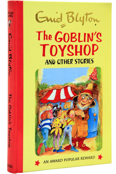The Goblin's Toyshop and Other Stories 0