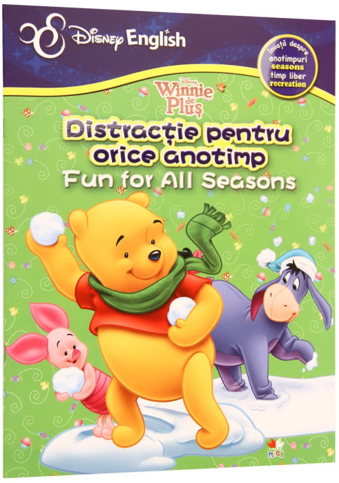 Winnie de Plus. Distractie pentru orice anotimp. Fun for All Seasons 0