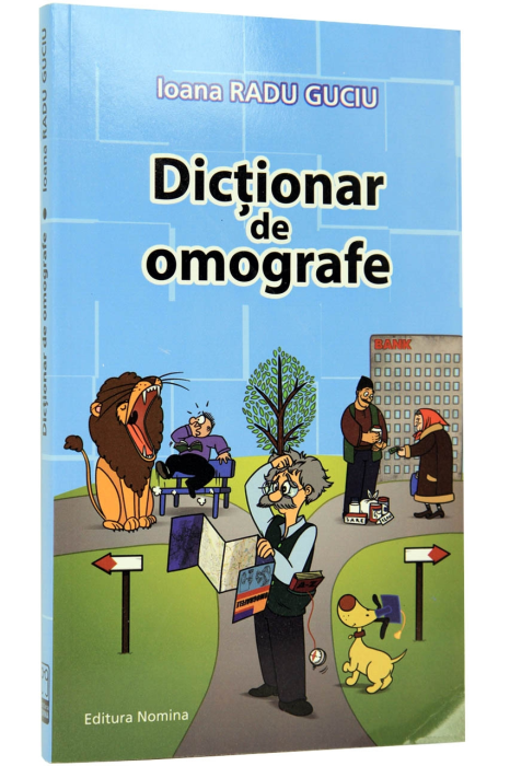 Dictionar de omografe 0