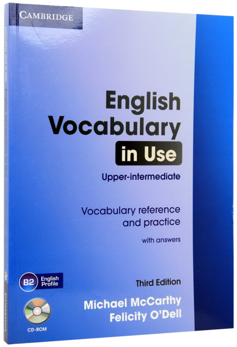 English Vocabulary in Use Upper-Intermediate 0