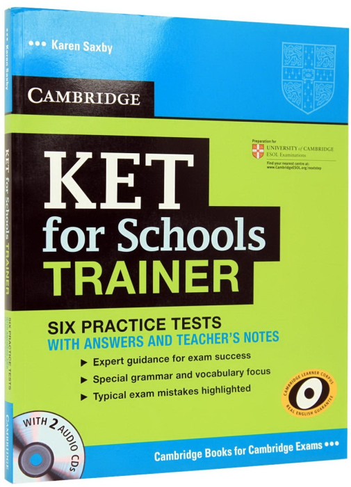 KET for Schools Trainer 0