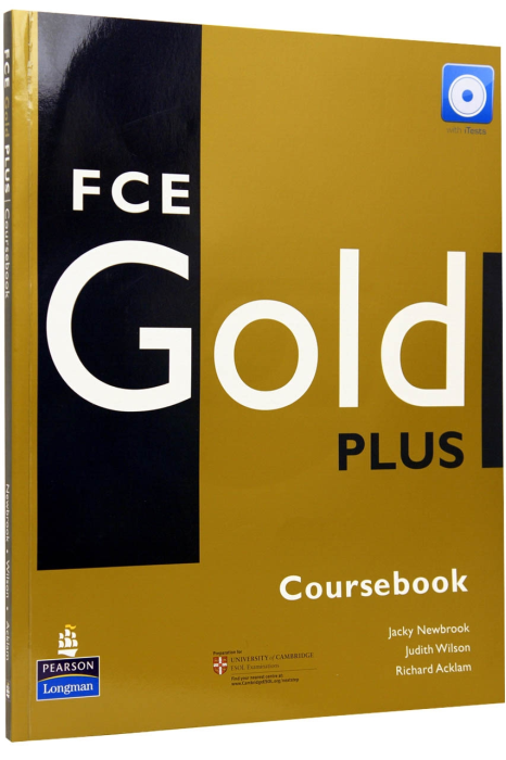 FCE Gold Plus. Coursebook 0