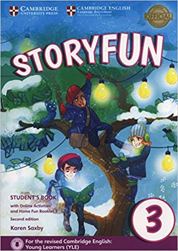 Storyfun for Movers Level 3 Student's Book with Online Activities and Home Fun Booklet 3 2nd Edition [0]