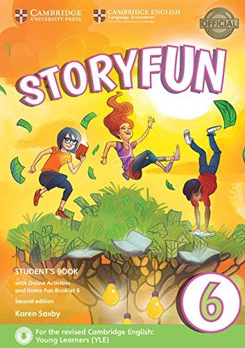 Storyfun 6 Student's Book with Online Activities and Home Fun Booklet 6 2nd Edition [0]