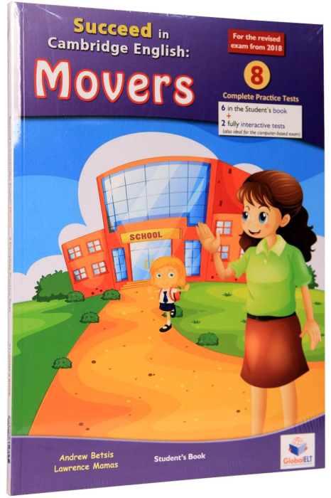 Succeed in Cambridge English - Movers. 8 Practice Tests (Book with CD & Answers) 0