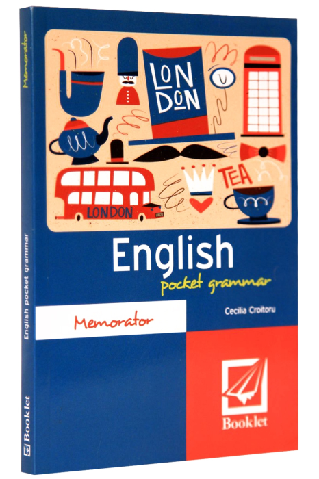 English pocket grammar (memorator) 0