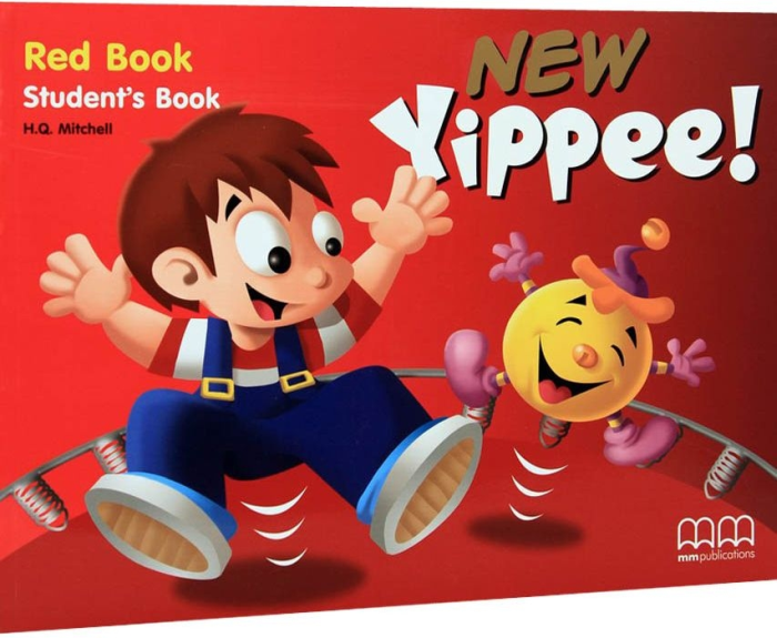 New Yippee ! Red Book. Student's Book 0