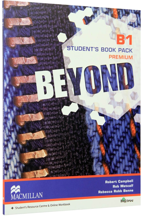 Beyond B1. Student's Book (manual) 0