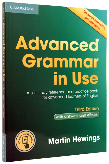 Advanced Grammar in Use with answers and Ebook. 3rd Edition 0