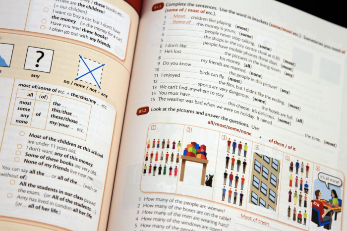 Elementary. Essential Grammar in Use with answers and eBook with audio. 4th Edition 3