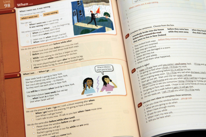Elementary. Essential Grammar in Use with answers and eBook with audio. 4th Edition 4
