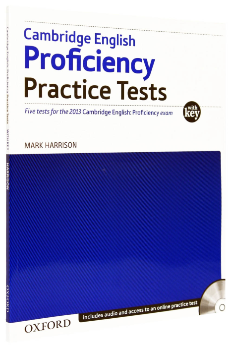 Cambridge English Proficiency Practice Tests with Key 0