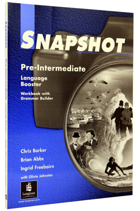 Snapshot Pre-Intermediate clasa a 7-a. Language Booster 0