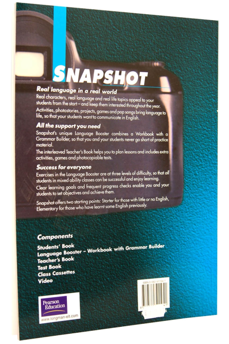 Snapshot Elementary clasa a 6-a. Students' Book 1