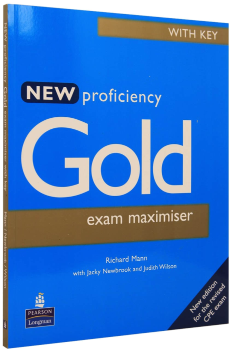 New Proficiency Gold Maximiser with Key 0