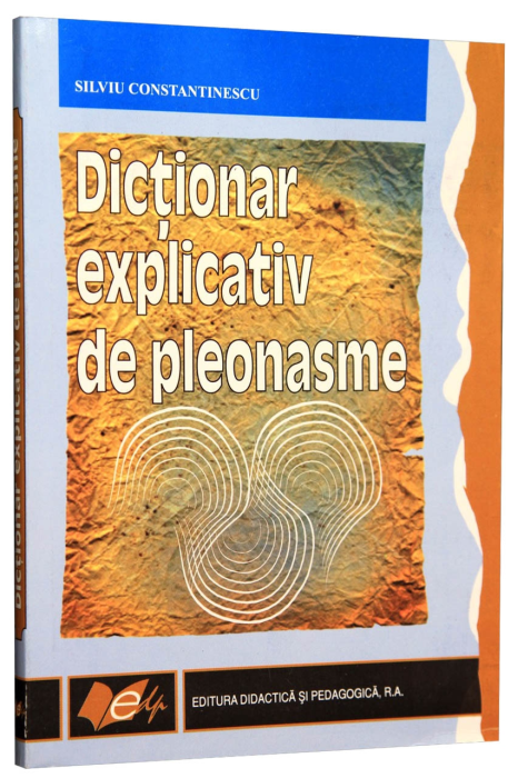 Dictionar explicativ de pleonasme 0