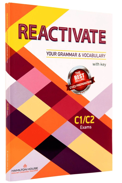 Reactivate Your Grammar & Vocabulary C1/C2 Teacher's Book (Student's Book with Overprinted Answers) 0