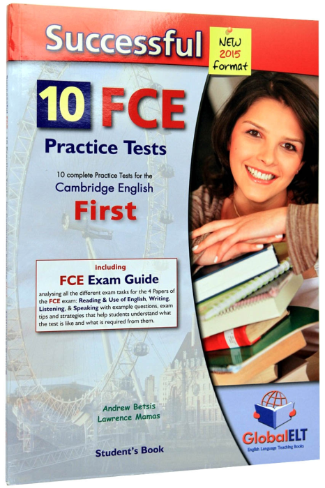 Successful FCE. 10 Practice Tests. New 2015 Format 0