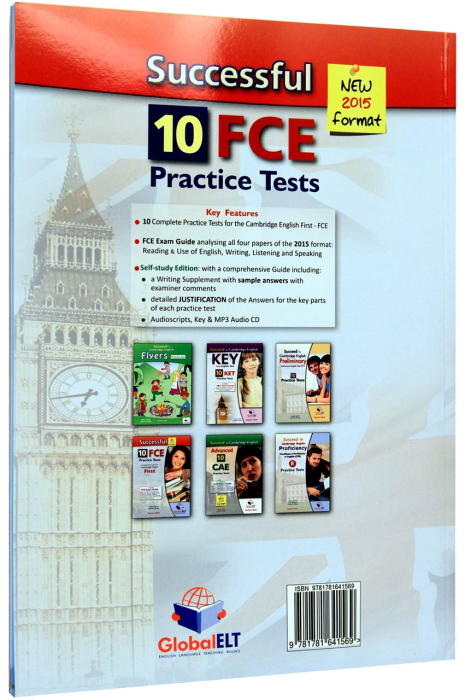Successful FCE. 10 Practice Tests. New 2015 Format 1
