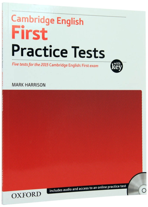 First (FCE) Practice Tests (New 2015) with Key [0]