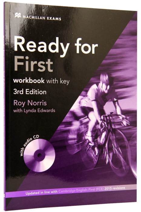 Ready for First Workbook with Key. 3rd edition 0