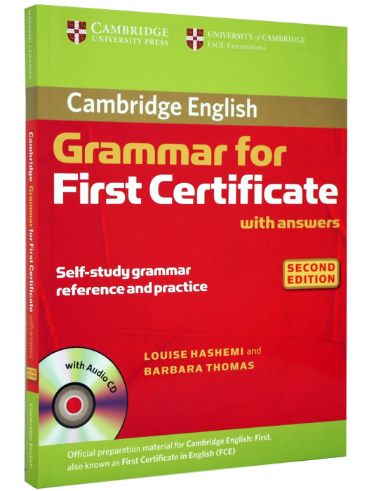 Cambridge Grammar for First Certificate (2nd Edition) with Answers and Audio CD 0