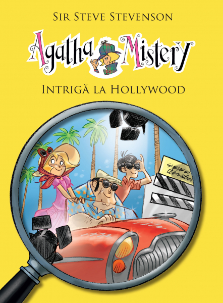 AGATHA MISTERY – INTRIGA LA HOLLYWOOD (VOL.9) 0