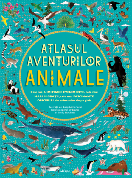 Atlasul aventurilor. Animale 0