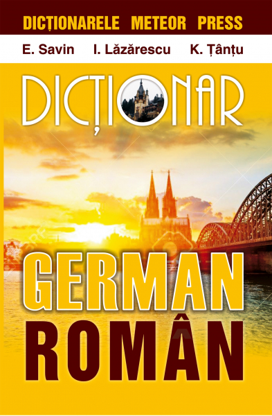 Dictionar german-roman 0