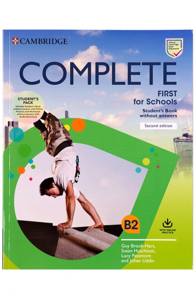 Complete First for Schools Student's Book Pack (Student's Book without Answers with Online Practice and Workbook without Answers with Audio Download) 2nd Edition [0]