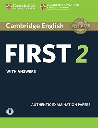 Cambridge English: First (FCE) 2 Student's Book with Answers & Audio Download 0
