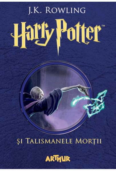 Harry Potter și Talismanele Morții VOL 7 0